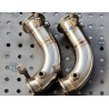 X5M F95 / X6M F96 Primary Upper Downpipes