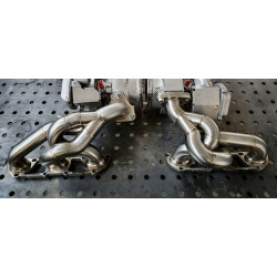 GT2RS Turbo Manifolds