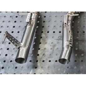 Ferrari 488 Straight Pipe Exhaust System