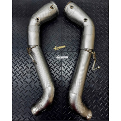 600LT / 650S / 675LT / MP4-12C / 540C / 570S / 570GT / P1 3.8 Downpipes