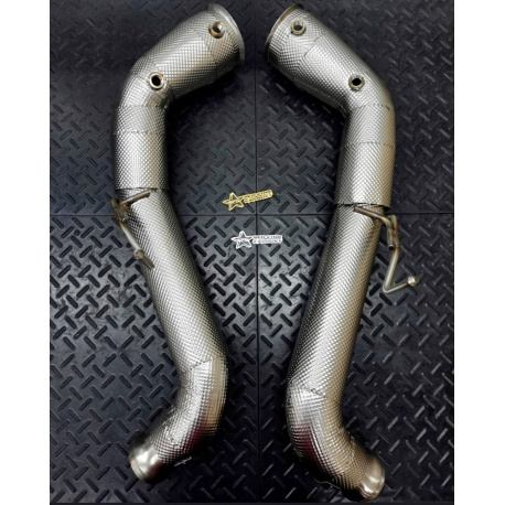 McLaren MP4-12c / 650S, 675LT / 540C, 570S, 570GT / P1 DOWNPIPES